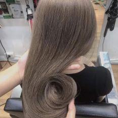 Thuốc nhuộm tóc màu Nâu Khói Lạnh + kèm trợ nhuộm