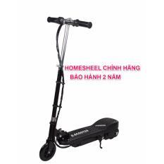 Xe điện scooter Homesheel b2 mẫu mới – đen