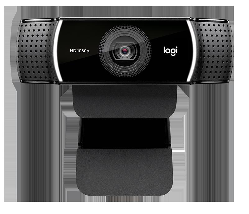 Webcam Logitech C922 Pro Optimized For Streaming