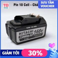 Pin 10 Cell Dùng Cho Máy Khoan, Máy Siết Bulong Hitachi