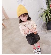 Mẩu Mới Mùa Hè, Sét Váy Áo Cực Dể Thương Cho Bé Gái Phiên Bản Hàn Quốc