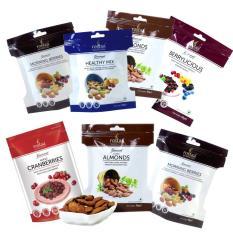 combo 7 gói Tổng hợp hạt dinh dưỡng và trái cây Rostaa