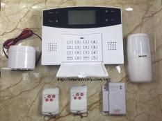 Báo trộm qua điện thoại Foxcom SIM & LINE