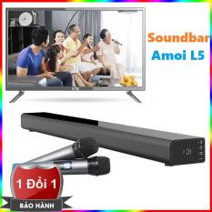 Loa thanh soundbar tivi bluetooth Amoi L5
