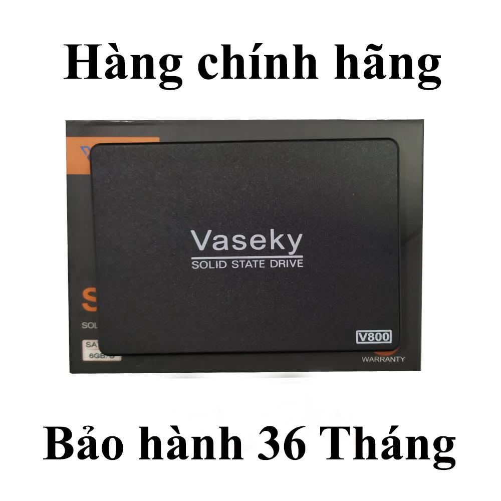 Ổ cứng SSD 240GB Vaseky mới 100% Bảo hành 36 Tháng