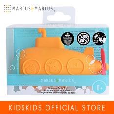Đồ chơi tắm silicon có báo nhiệt cho bé Marcus & Marcus – Submarine Squirt