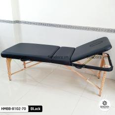 Giường phun xăm vali Hi-Mec HMBB-8102-70 (đen)