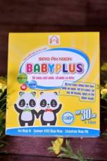 Siro ăn ngon BabyPlus ( hộp 30 gói )