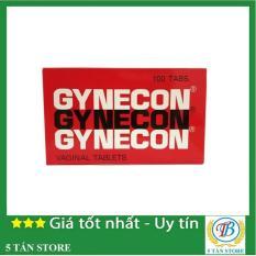 Viên đặt phụ khoa Gynecon ( vỉ 10 viên liệu trình 10 ngày)