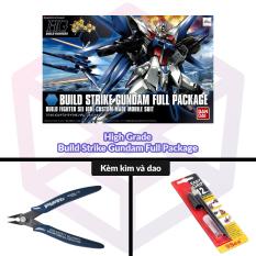 Mô Hình Gundam Bandai HGBF 001 Build Strike Gundam Full Package [GDB] [BHG]