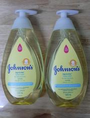 sữa tắm gội Johnson (combo 2 chai Johnson's top-to-toe 500ml)