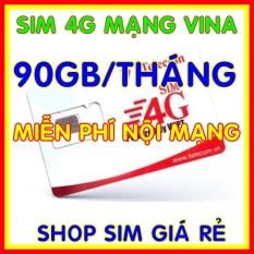 [Nhập LZDEL51 giảm 10% tối đa 200k cho đơn 99k] Sim 4G Vina gói 3GB/ngày (90GB/tháng) hãng Itelecom + Miễn phí gọi nội mạng Vinaphone – Giống như sim 4G Vinaphone VD89P (VD89 Plus) – Shop Sim Giá Rẻ