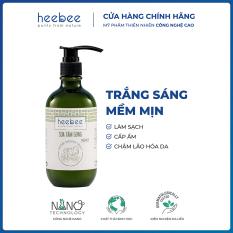 Heebee Sữa tắm Gừng trắng sáng – mềm mịn 300ml-500ml