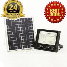 ĐÈN NĂNG LƯỢNG MẶT TRỜI SOLAR LIGHT JD-8860 công suất 60W công nghệ IP67 chống nước, Pin 16000mah, chế độ bật tắt tự động, có điều khiển từ xa