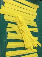 Combo 40 sợi chun Utex dày 0.6mm Tặng dây buộc + 5m da
