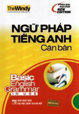Ngữ pháp tiếng Anh căn bản – Basic English Grammar In Use (Bìa vàng) (1 màu)