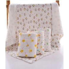 khăn tắm xô xuất nhật 6 lớp dày dặn,siêu thấm 120cmx120cm