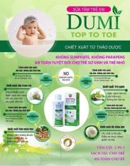 Sữa tắm trẻ em Dumi Top To Toe