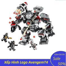 Bộ Xếp Hình Lego, Xếp Hình Cho Bé, Xếp Hình Lego AvengemT4, Chất Liệu Cao Cấp An Toàn, Mô Hình Lắp Ráp Rèn Luyện Tính Kiên Trì, Tư Duy – Bảo Hành Uy Tín Bởi Maxvision