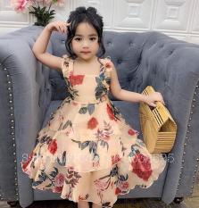 váy maxi bé gái hàng chât lượng cao mẫu mới