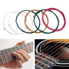 Dây đàn Guitar Acoustic Màu