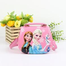 Túi xách đeo chéo Elsa và Anna cho bé gái hottrend đủ màu sắc cho bé phối đồ đi chơi BBShine – TX032