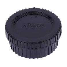Bộ Cap Body và Cap Lens dành cho Nikon Hong Kong Electronics (Đen)