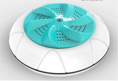 Máy giặt mini siêu âm