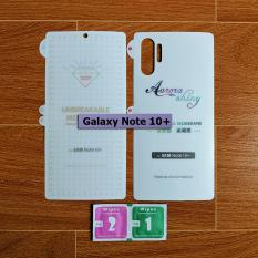 Dán chống xước PPF Galaxy Note 10 Plus (2 mặt)