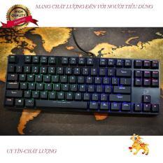 [HOT HOT] Bàn phím cơ Dareu DK880 (TKL/Blue D Switch/RGB) CHUYÊN NGHIỆP