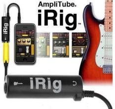 Irig Thiết bị thu âm cho điện thoại IOS và Android – Dùng thu âm đàn guitar livestream và các công dụng lọc âm karaoke – Duy Guitar Store