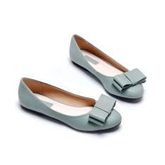 Giày búp bê nơ ngang Merly 1111