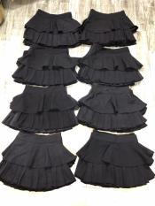 [ẢNH THẬT] Chân váy 2 tầng xếp ly kèm quần -chân váy nữ ngắn