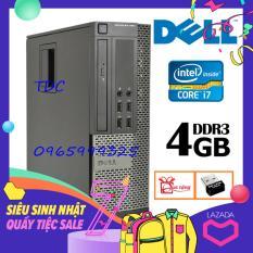 Đông bộ Dell optiplex 990 Core i7 RAM 4GB HDD 500GB – Hàng nhập khẩu CM 990