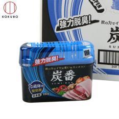 Hộp khử mùi than hoạt tính tủ Lạnh Kokubo Sumi – Ban ( Mẫu mới – Nội địa Nhật – Xách tay Japan )