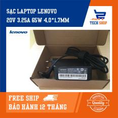 [FreeShip]Sạc laptop lenovo giá rẻ TechShop công suất 20V 3.25A 65W 4.0*1.7mm dùng cho IdeaPad 310 100-14 100S-14 100-15 B50-10 510-14 310-14 710-13 310