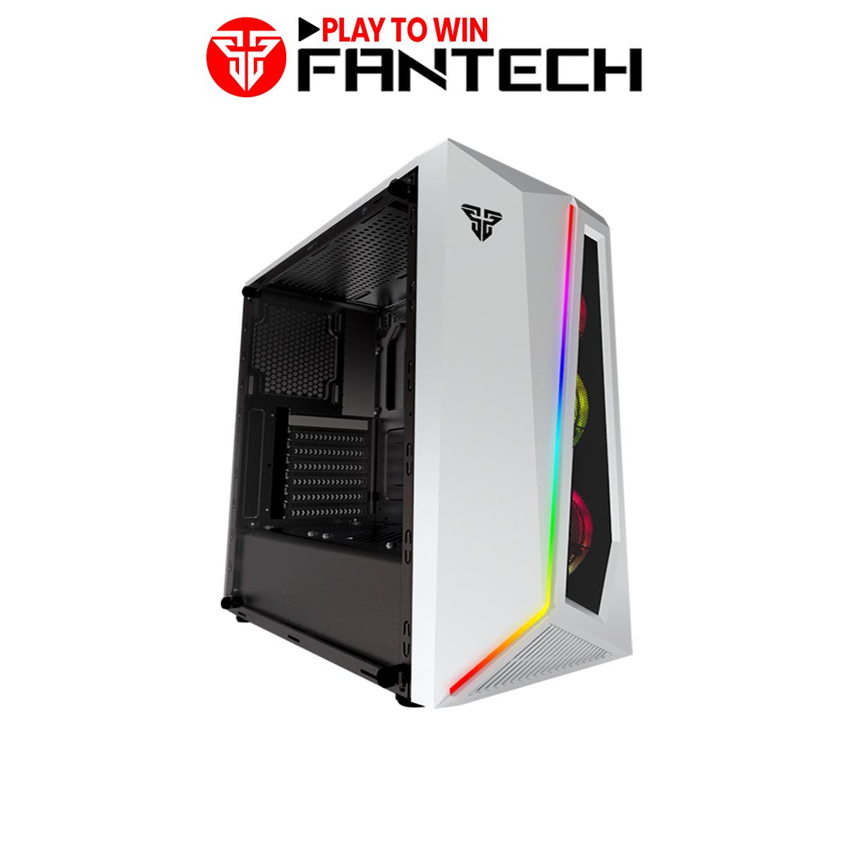 Vỏ cây máy tính, Vỏ case máy tính, Vỏ thùng máy tính Hỗ trợ đèn LED siêu đẹp Fantech – Hãng phân phối chính thức