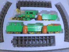 Tàu hỏa mô hình dành cho bé trai tàu lớn an toàn cho bé