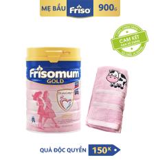 Sữa bột Frisomum Gold hương cam 900g + Tặng Khăn tắm cao cấp trị giá 150K