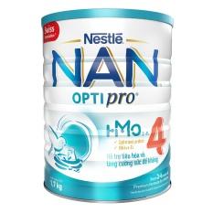 Sữa bột Nestle Nan Optipro 4 1.8kg, sản phẩm tốt, chất lượng cao, cam kết như hình, độ bền cao, xin vui lòng inbox shop để được tư vấn thêm về thông tin