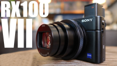 [HCM]Máy ảnh Sony RX100 Mark VII (mark 7) – Quay 4k – Wifi – có cổng mic – AF vô song – Hàng chính hãng Bảo hành 16 tháng – Mới 99%
