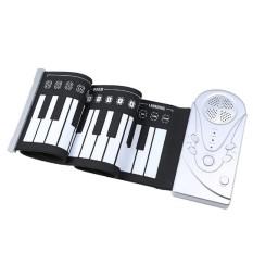 Đàn Piano KONIX 49 PHÍM CUỘN DẺO – Chống Thấm Nước – Sở Hữu Mạch Điện Tử Thông Minh, Nhạy Bén Và Có Độ Bền Cao – Trong Với Âm Thanh Ngọt Ngào Trong Trẻo – Dễ Dàng Mang Theo – Phù Hợp Với Mọi Lứa Tuổi – Bảo Hành 12 THÁNG