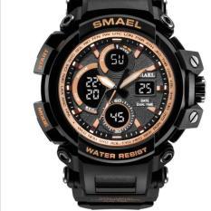 Đồng hồ nam thể thao Đồng hồ nam thể thao đẹp chính hãng SMAEL 1708 Sang Trọng Cá Tính, PIN Trâu