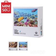 Tranh xếp hình Miniso Animal Series