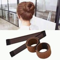 Siêu giá mùa hè Dụng cụ búi tóc tạo kiểu tóc màu đen tốt