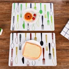 Tấm lót bàn ăn bát đĩa chống nóng chống bẩn