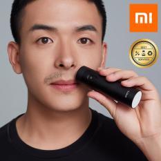 Máy Cạo Râu Smate Dao Ba Lá Tự Động Thông Minh Xiaomi Shavers Đen