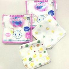 Túi 10 khăn xô họa tiết 32*32cm cho bé K120