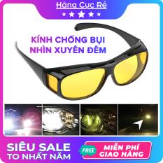Mắt kính chống loá nhìn ban đêm, kính chống bụi HCR-Dision – Shop Hàng Cực Rẻ