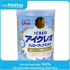 Sữa Bột Glico Icreo Số 1 – Hộp 820g